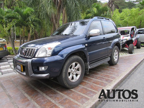 Toyota Prado Vx Europea Mt 4x4 Gasolina Blindaje 2 Plus