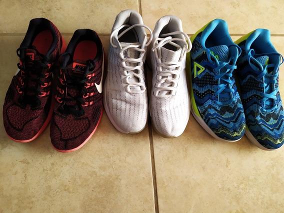 Zapatillas Nike-jordan-peak/talles En Descripción