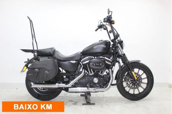 Harley Davidson Sportster Xl 883 N Iron 2015 Preto