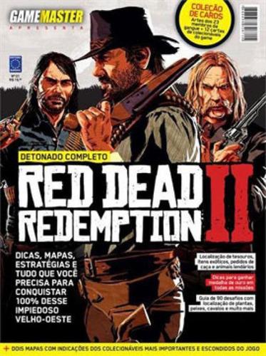 Imagem 1 de 1 de Detonado Especial - Red Dead Redemption - Vol. 2
