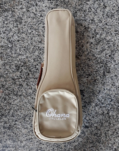 Bag Para Ukulele Concert. Importador Autorizado Ohana.