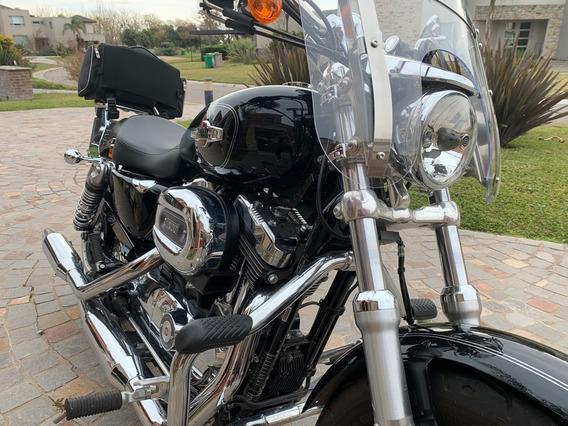 Harley Davidson Sporter Custom 1200