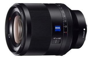 Sony Lente Planar T* Fe 50mm F1.4 Za Sel50f14z//qsyx
