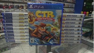 Crash Team Racing Nitro Ps4