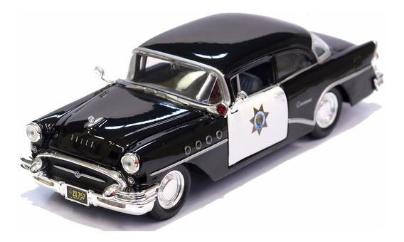 Miniatura Buick Century 1955 Police