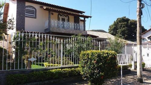 Imagem 1 de 22 de Casa Com 4 Dormitórios À Venda, 357 M² Por R$ 850.000,00 - Piratininga - Niterói/rj - Ca17398