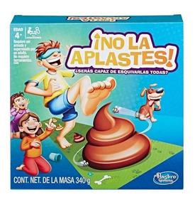 Juego No La Aplastes En Español Hasbro / Diverti