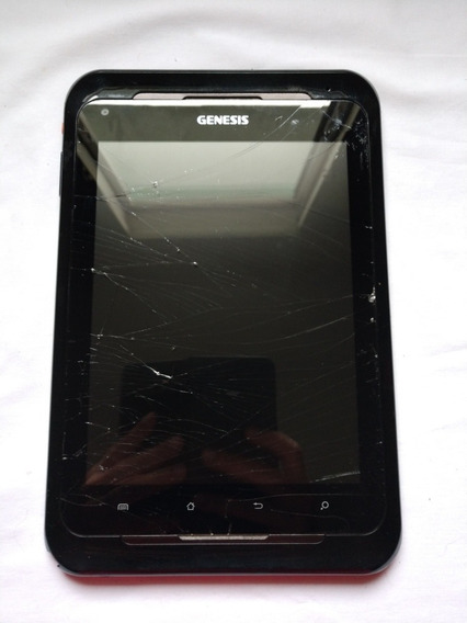 Tablet Genesis Gt-8230 - Sucata - Tela Quebrada