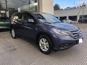 Honda Cr-v 2.4 Lx 2wd 185cv At Impecable! Sport Cars Quilmes