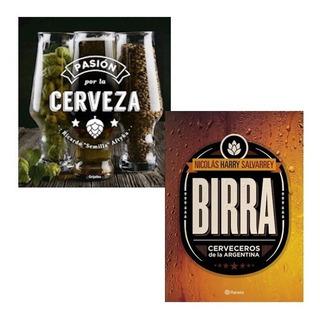 Pack Birra + Pasión Por La Cerveza (2 Libros)
