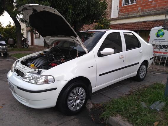 Fiat Siena 1.3 Fire Gnc 2004