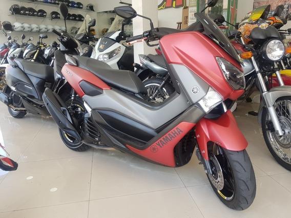 Yamaha Nmax 160 2018 Vermelha 16000 Km