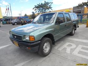 Chevrolet Luv Dc Mt 2300cc 4x2