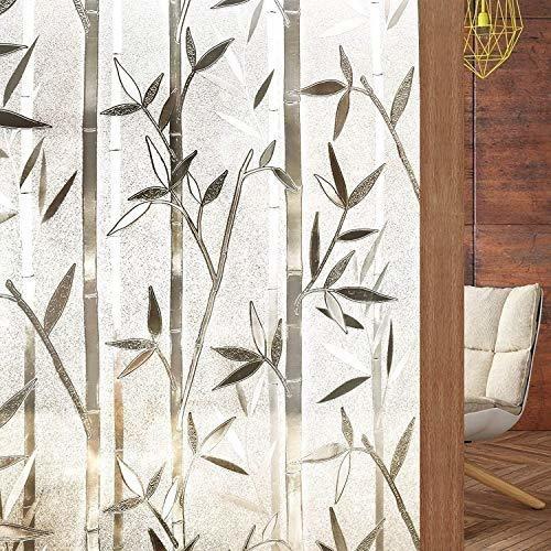 Láminas Para Vidrios Rabbitgoo 3d Con Imagen De Bambú Con E