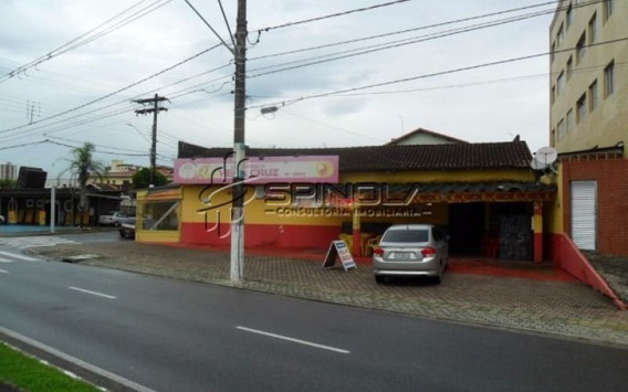 Galpão Comercial ? Venda, Vila Caiçara, Praia Grande - Ga0001. - Ga0001