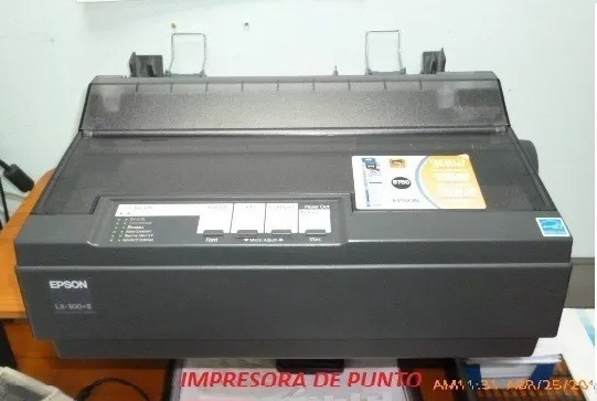 Impresora Fiscal Epson Lx300li