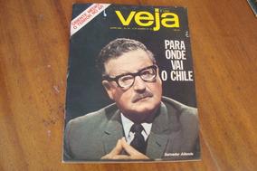 Revis Abril Veja 106 / Para Onde Vai O Chile / Morando Melho