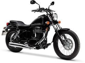 Moto Suzuki Boulevard S40 2018