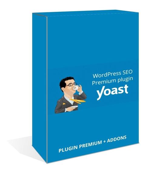 Yoast Seo Premium Plugin Para Wordpress + Addons Atualizados
