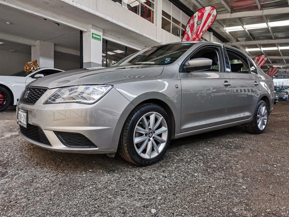 Seat Toledo 1.6 Style Reference Plus 2015 Manual Factura Age