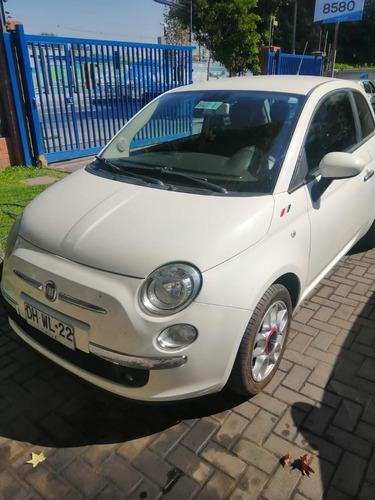 Fiat 500 Pop 2012