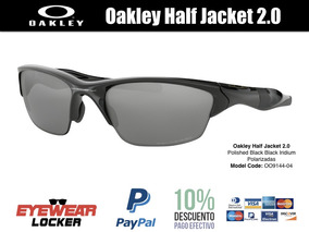 Gafas Oakley Half Jacket Polarizadas 100% Originales
