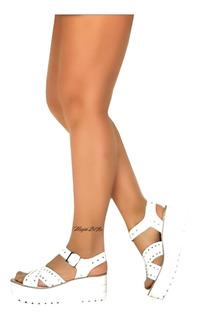 Zapatos Sandalias Taco Chino Nueva Temporada Mugato-bsas 550