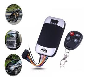 Rastreador Gps Bloqueador Veicular Tk-303g Moto /carro