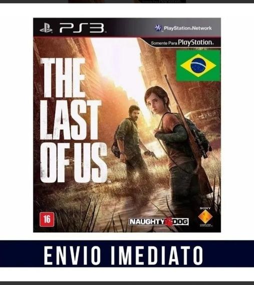 The Last Of Us Ps3 Psn Dublado Português Pt Br Jogo Promoção