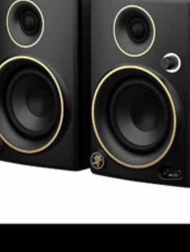Monitores De Estudio Mackie Cr3 Gold Edition