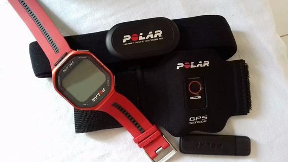 Polar Rcx5 Rojo