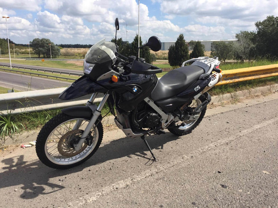Moto Bmw Gs 650 2009 Enduro Abs Calienta Puños