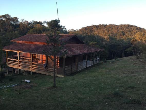 Sítio Com 2 Casas E Terreno De 130.000m2 Em Rancho Queimado