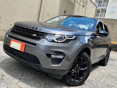 Land Rover Discovery Sport 2.0 Si4 Hse 4wd Gasolina Automá