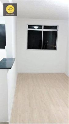 Apartamento Com 2 Dorm. À Venda, 46 M² - Vila Mogilar - Mogi Das Cruzes/sp - Ap0182