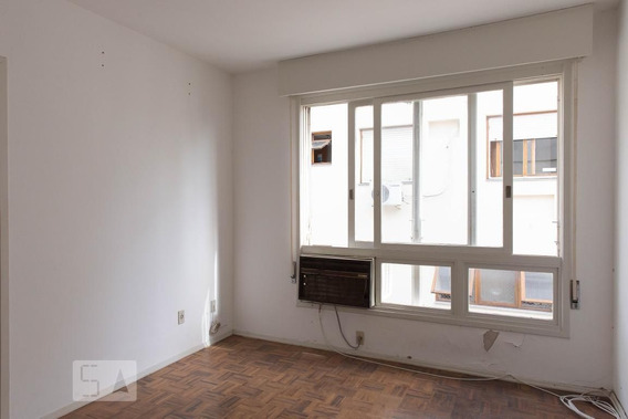 Apartamento No 4º Andar Com 1 Dormitório - Id: 892988695 - 288695