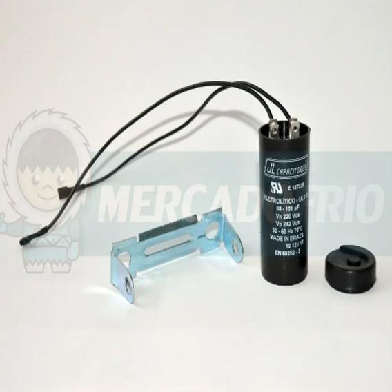 Capacitor Eletrolítico 88-108 Mdf 220-250v