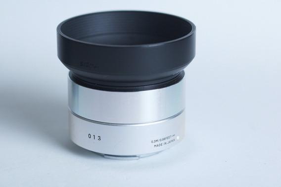 Sigma 30mm 2.8 E-mount Sony A6000 Nex 5t Etc