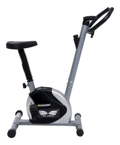Bicicleta fija tradicional JDM Sports 8001 negra