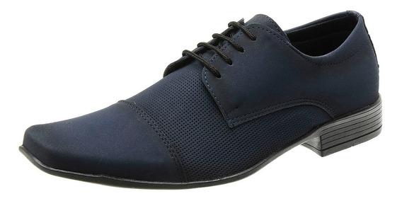 Sapato Social Bico Fino Masculino Preto Nobuck Outfit