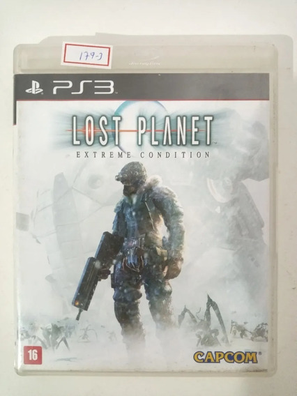 Game Ps3 Lost Planet Extreme Conditionblu-ray Disc Usado