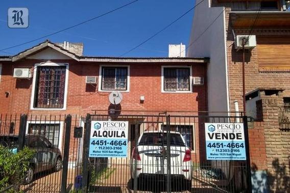 Excelente Duplex En Alquiler En San Miguel