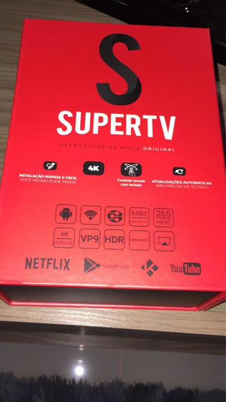 Super Tv Red
