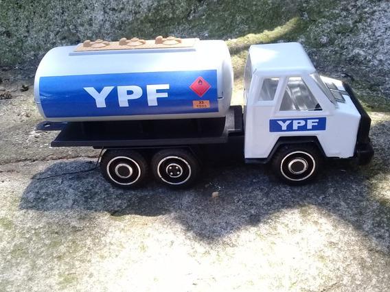 Gorgo Camion Transporte Combustible Coleccion Devoto Hobbies