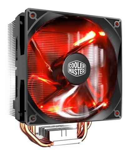 Cpu Disipador Cooler Master Hyper 212 Led 1151/am4/2066 Pc
