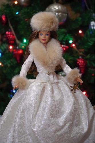 Barbie Colección Winter Evening 1998 Importada Mattel