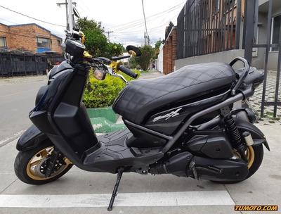 Yamaha Bws X At 125