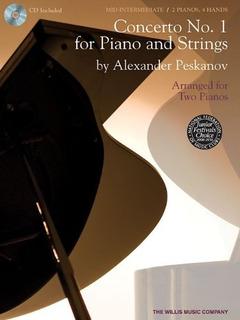 Concierto No 1 Para Piano Y Cuerdas Federacion Nacional De C