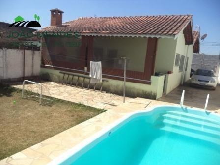 Casa C/3 Dormitórios, Em Atibaia, Ótima Localização. - 815