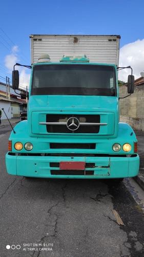 Imagem 1 de 14 de Mercedes-benz, L 1418r, Truck, Carroceria, Ano 2000.